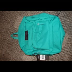 Jansport Super-break Backpack Spanish Teal